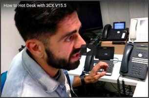 3CX Vlog demonstriert die Nutzung neuester 3CX-Funktionen