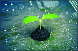 VoIP optimiert die Umweltbilanz von Unternehmen