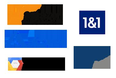 Wählen Sie Ihren bevorzugten Cloud-Hosting-Anbieter für Ihre 3CX-Telefonanlage