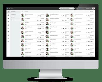 Erweiterte Funktionen der 3CX Call Center Software