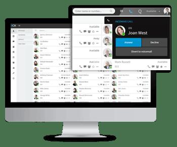 3CX PRO gewährt eine Integration Ihrer Telefonanlage mit CRM-. ERP- und Buchhaltungssystemen
