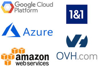 Hosten Sie Ihre IP-Telefonanlage selbst bei einem gängigen Cloud-Anbieter