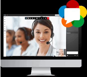 3CX´s integrierte Videokonferenz-Lösung unterstützt Ihre Geschäftskommunikation