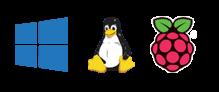 Installieren Sie 3CX lokal per Windows, Linux - auch per Raspberry Pi
