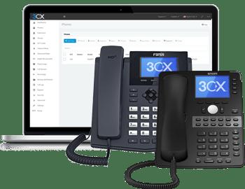Installieren Sie Ihre Telefonanlage lokal per Windows / Linux oder in der Cloud