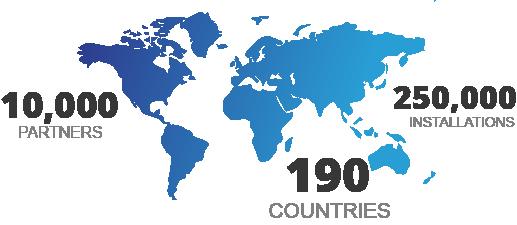3CX-Pr?senzen weltweit