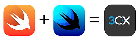 neue iOS App in Apple Swift