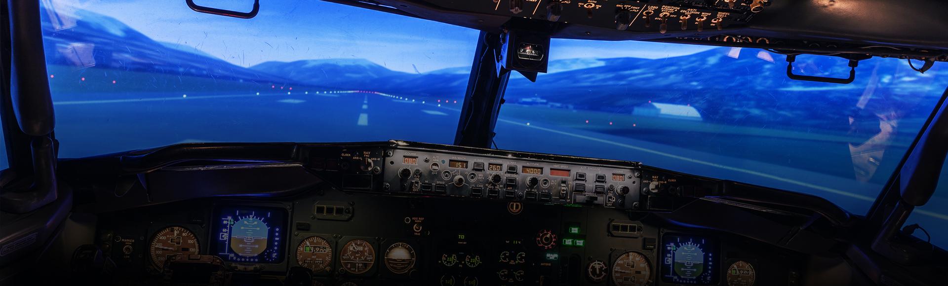 Slider Flugzeug