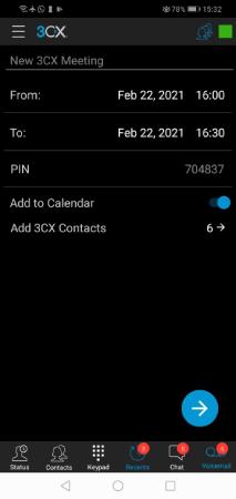 Aggiungi le conferenze direttamente al tuo calendario con la nuova beta di Android