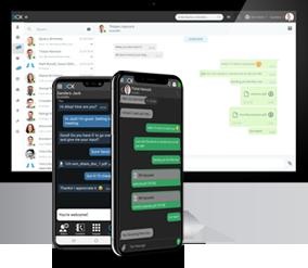 Comunicações Unificadas – Chat