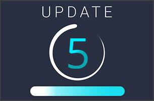 A V15.5 Atualização 5 alivia bastante para o administrador do PABX
