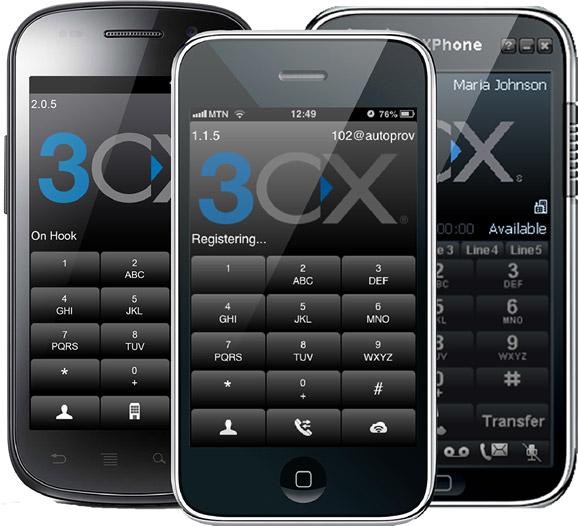 Teléfono VoIP Windows 3CX para Proveedores VoIP