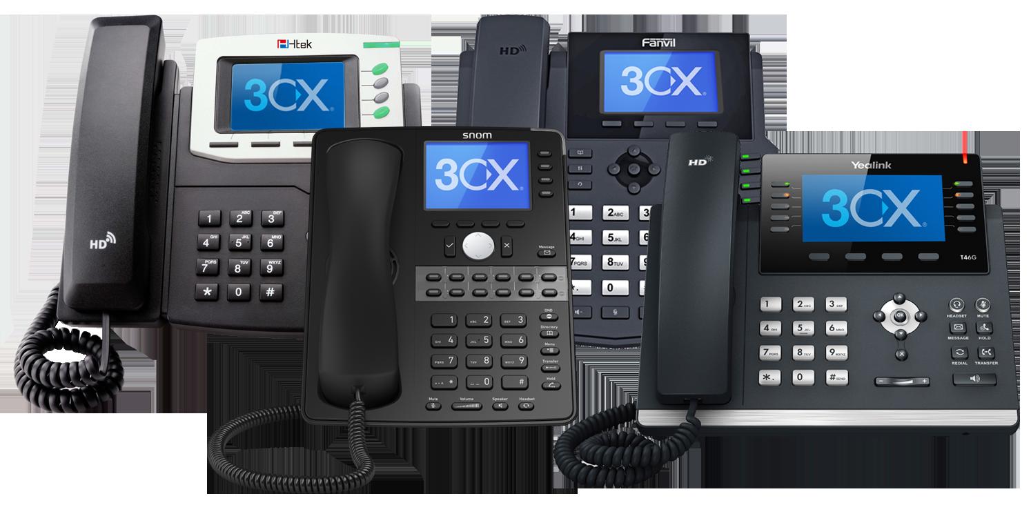 ¿Qué son los Teléfonos IP? Estos son algunos ejemplos