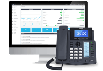 Tome el control de su PBX y su información con el Servidor en la Nube 3CX