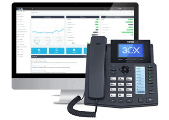 3CX PBX - On-premise o en la Nube