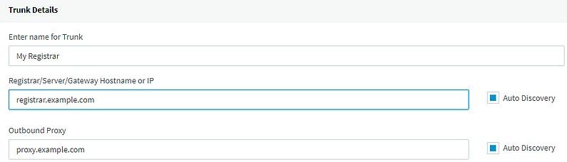 Nuevas Opciones DNS para troncales SIP en 3CX v16 Update 3 Alpha