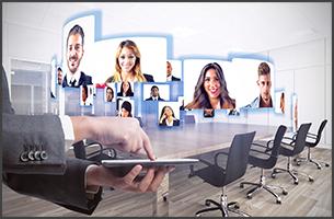 Mejorando sus Comunicaciones Internas haciendo uso de la Videoconferencia