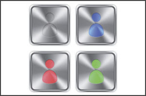 3CX Webmeeting - rôles