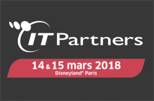 3CX sera présent à IT Partners 2018 les 14 et 15 mars