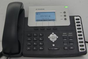 Passer un appel avec un téléphone Yealink T21/T22/T26