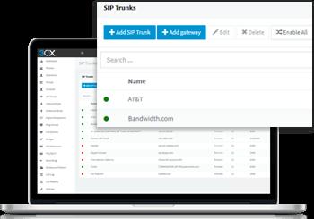 Choisissez votre trunk SIP avec l'IPBX sous Linux de 3CX