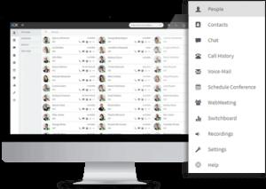 Des fonctionnalités de Communications Unifiées avancées avec votre mini standard téléphonique matériel 3CX