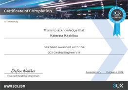 Сертифицируйтесь с 3CX!