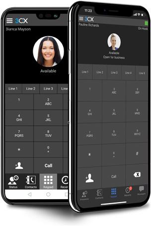 PHONE GRATUIT 3CX TÉLÉCHARGER CLIENT