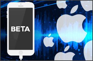 bèta-versie van de iOS-client
