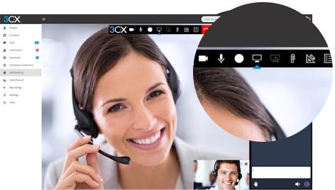 Houd ad hoc een webconferentie