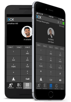 Android ve iOS için VoIP istemcileri